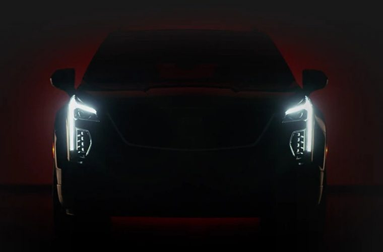 2019 Cadillac XT4 Pictures