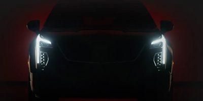 2019 Cadillac XT4 Teased On Official Website