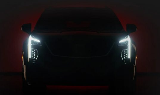 2019 Cadillac XT4 Teased On Official Website