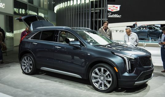 2019 Cadillac XT4 Specs Released
