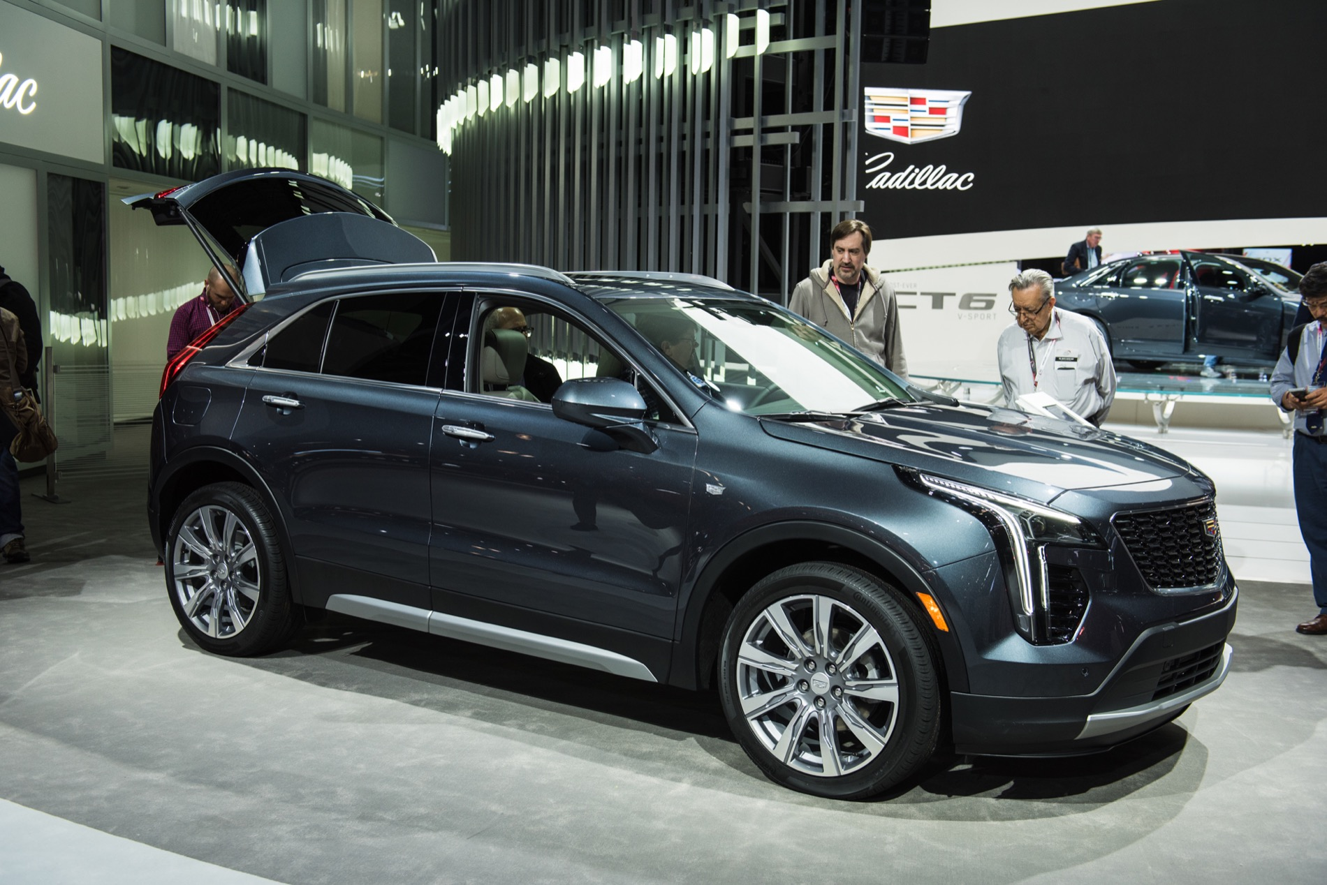 2019 Cadillac Xt4 Specifications Released