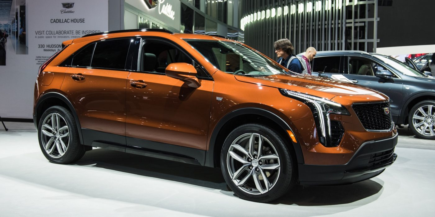 Cadillac XT4 Online Configurator Now Live