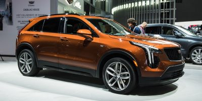 2019 Cadillac XT4 Will Not Be Offered In Right-Hand Drive
