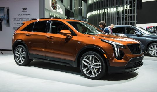 Cadillac XT4 Starting Price Set At $35,790 In United States