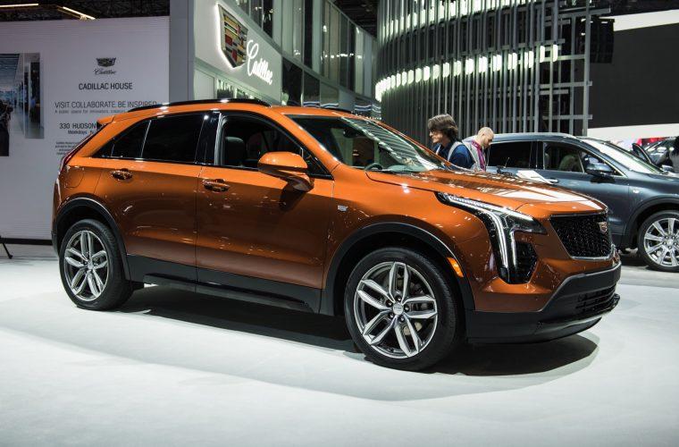 Cadillac XT4 Sales