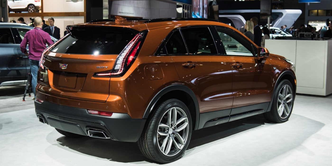 Here Are The Colors Of The 2019 Cadillac XT4