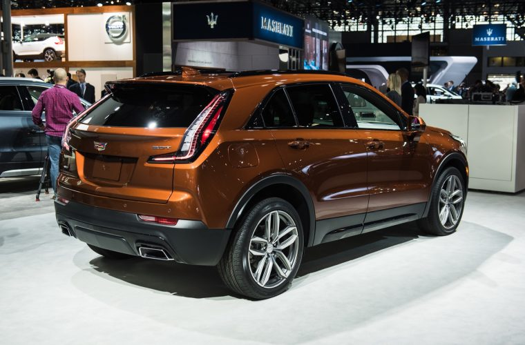 Cadillac Begins Advertising 2019 XT4 Crossover Prior To Launch