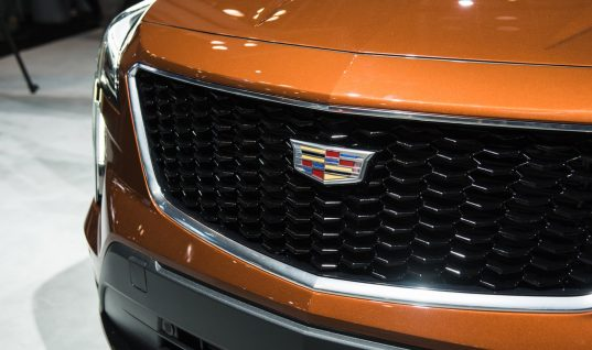 Cadillac Canada Sales Decrease 15.4 Percent To 884 Units In November 2018