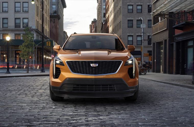 2019 Cadillac XT4 SUV To Be Unveiled Today In New York