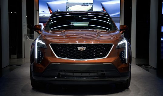 Cadillac XT4 Officially Launches In China