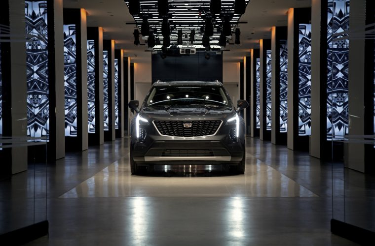 2019 XT4 Is Cadillac's First-Ever Compact Crossover