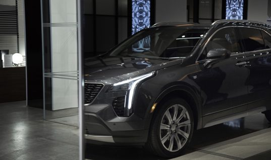 Auto-Dimming Driver & Passenger Mirrors Confirmed For 2019 Cadillac XT4
