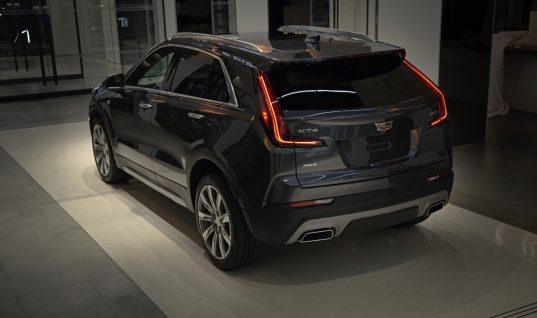 Chinese-Market Cadillac XT4 To Be Made At Jinqiao Cadillac Plant