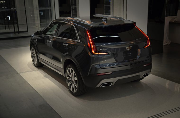 Chinese-Market Cadillac XT4 To Be Made At Jinqiao Cadillac Plant