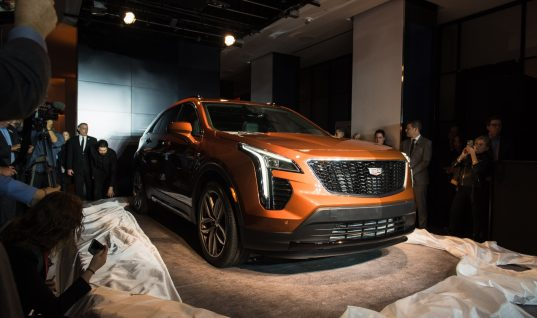 First-Ever 2019 Cadillac XT4 Unveiled At Cadillac House