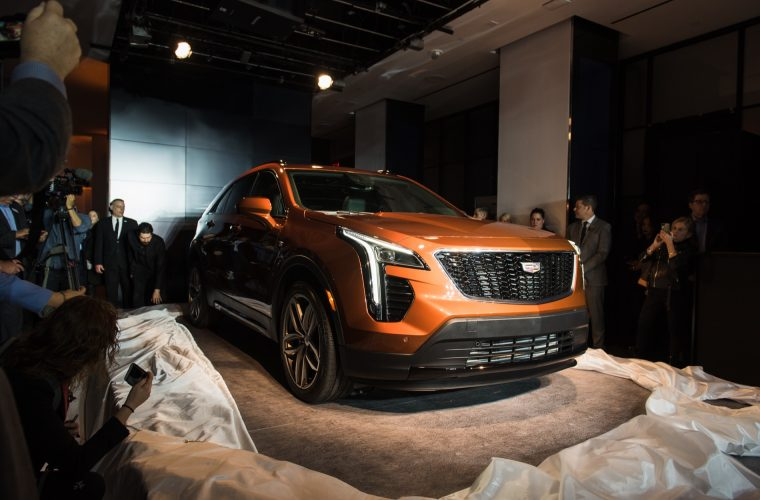 2019 Cadillac XT4 Will Feature Driver-Defeatable Engine Auto Stop/Start