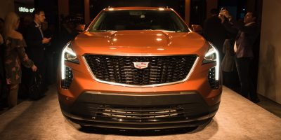 Cadillac To Launch All-New XT4 Crossover In Middle East 'Later This Year'