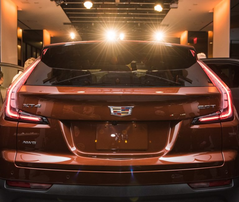 2019 Cadillac XT4 Features Electronic Brake Booster