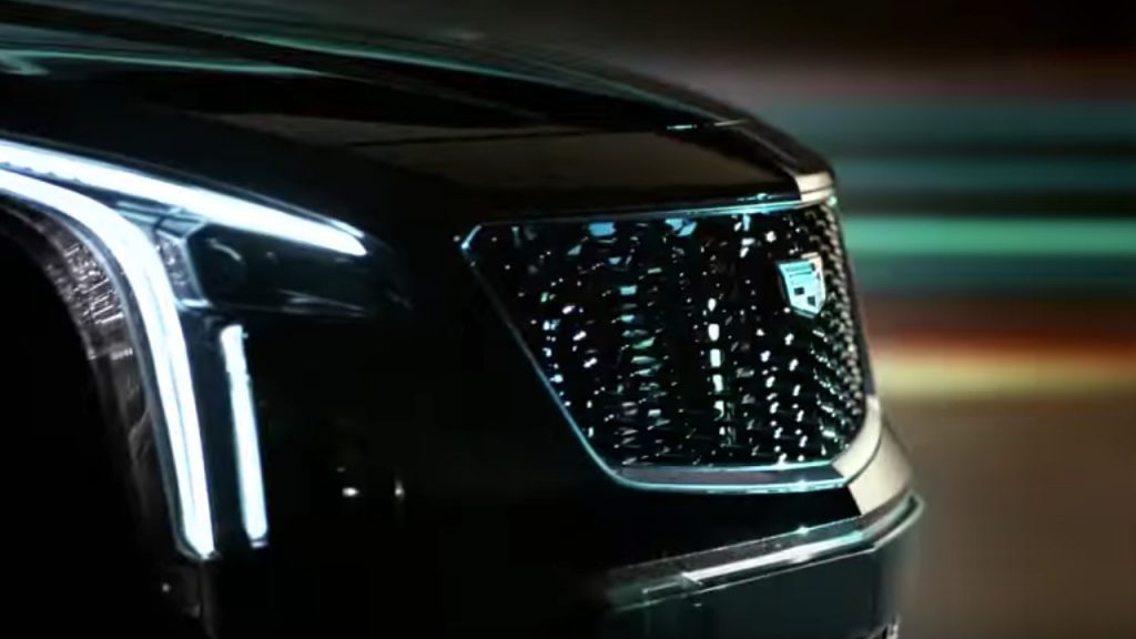 A Better Look At The Upcoming 2019 Cadillac XT4