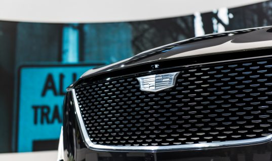 Is Cadillac On The Verge Of Redesigning Its Logo?