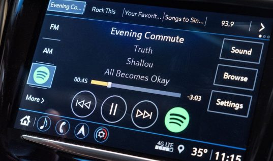 Spotify's Cadillac App Requires Active Data Subscription: Owner Tip
