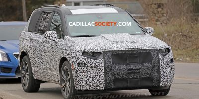 Spy Pictures: Cadillac XT6 Caught Testing For First Time