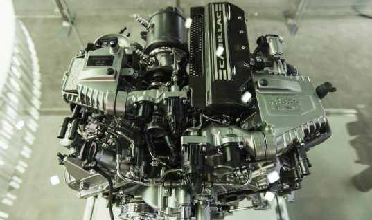 New Cadillac V8 Engine Architecture Not Intended To Spawn New V6