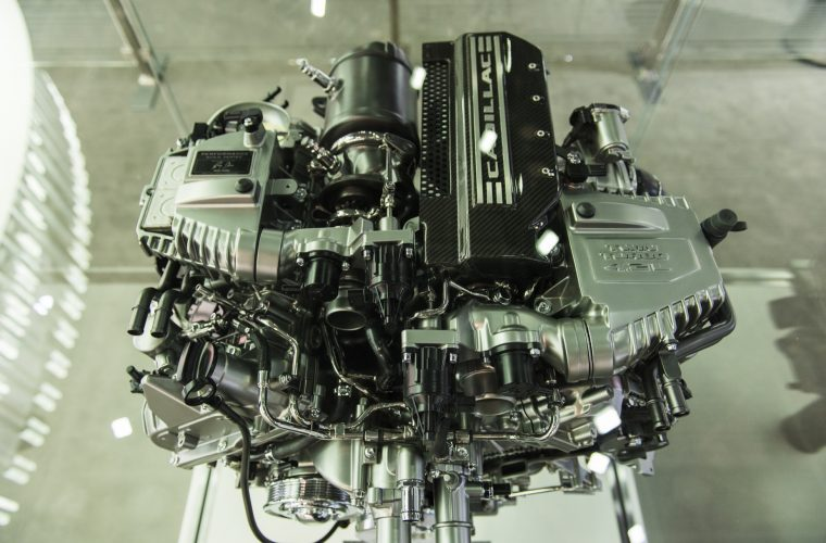 Cadillac President Hints Blackwing V8 Engine Has Future Beyond CT6-V