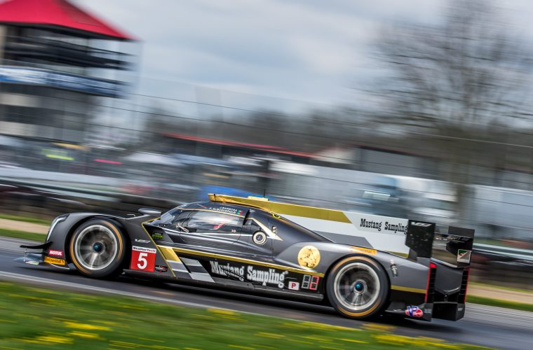 Action Express Racing's Cadillac DPi-V.R Prototypes Qualify Third, Sixth At Mid-Ohio