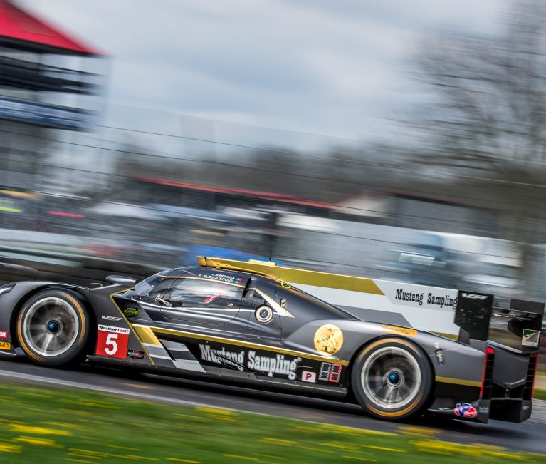 Action Express Racing's Cadillac DPi-V.R Prototypes Qualify Third, Sixth At Mid-Ohio