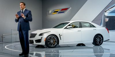 Cadillac Supervision Switches Hands Internally At Parent General Motors