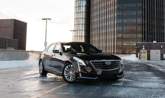 Washington Dealer Has Five New 2018 Cadillac CT6 PHEVs For Sale