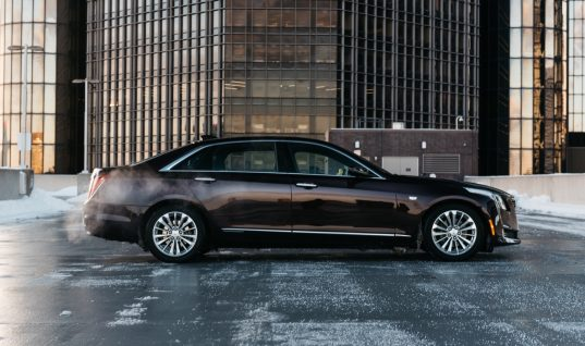 Cadillac CT6 Sales Decrease 19 Percent To 2,427 Units In Q2 2018