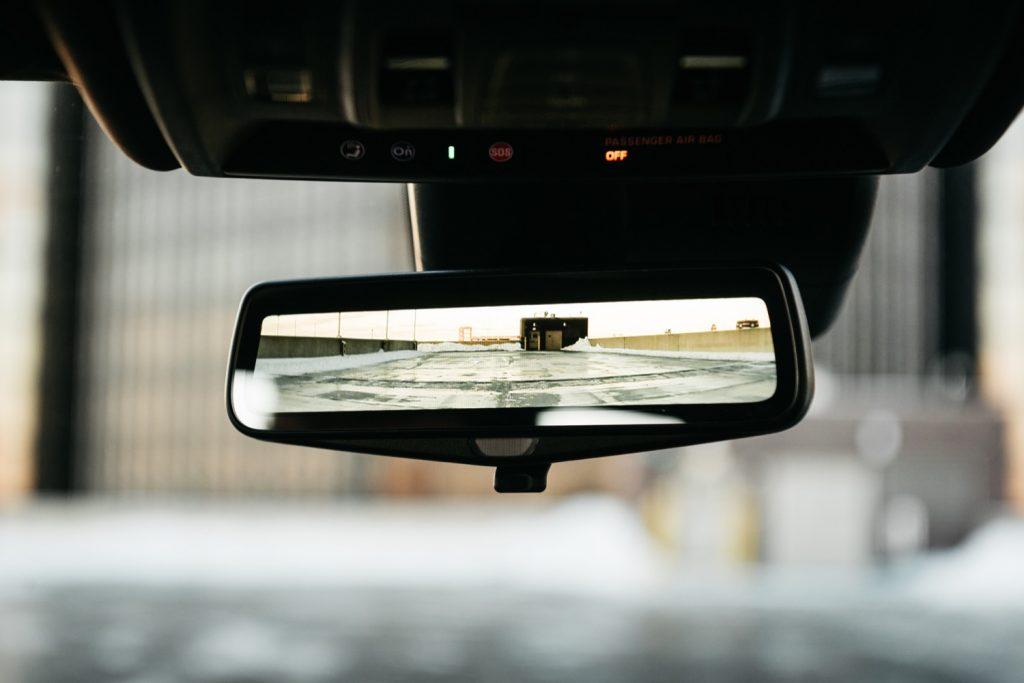 Rear Camera Mirror