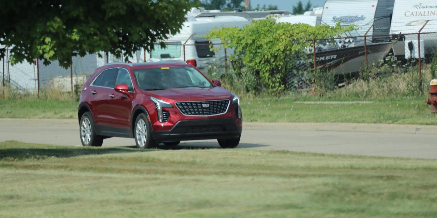 Image Gallery: Base Model 2019 Cadillac XT4 In Luxury Trim