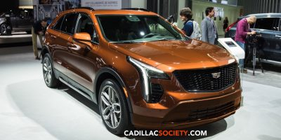 2019 Cadillac XT4: We 'Fix' The Front Fascia Of Cadillac's Compact CUV