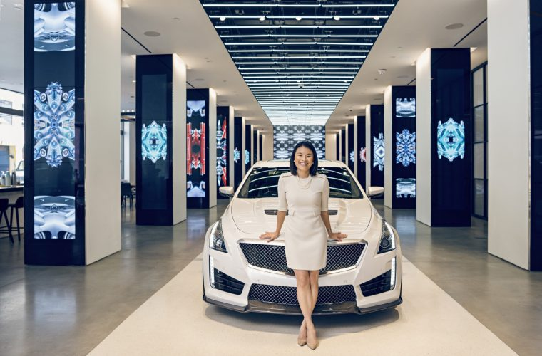 Cadillac's Melody Lee Resigns