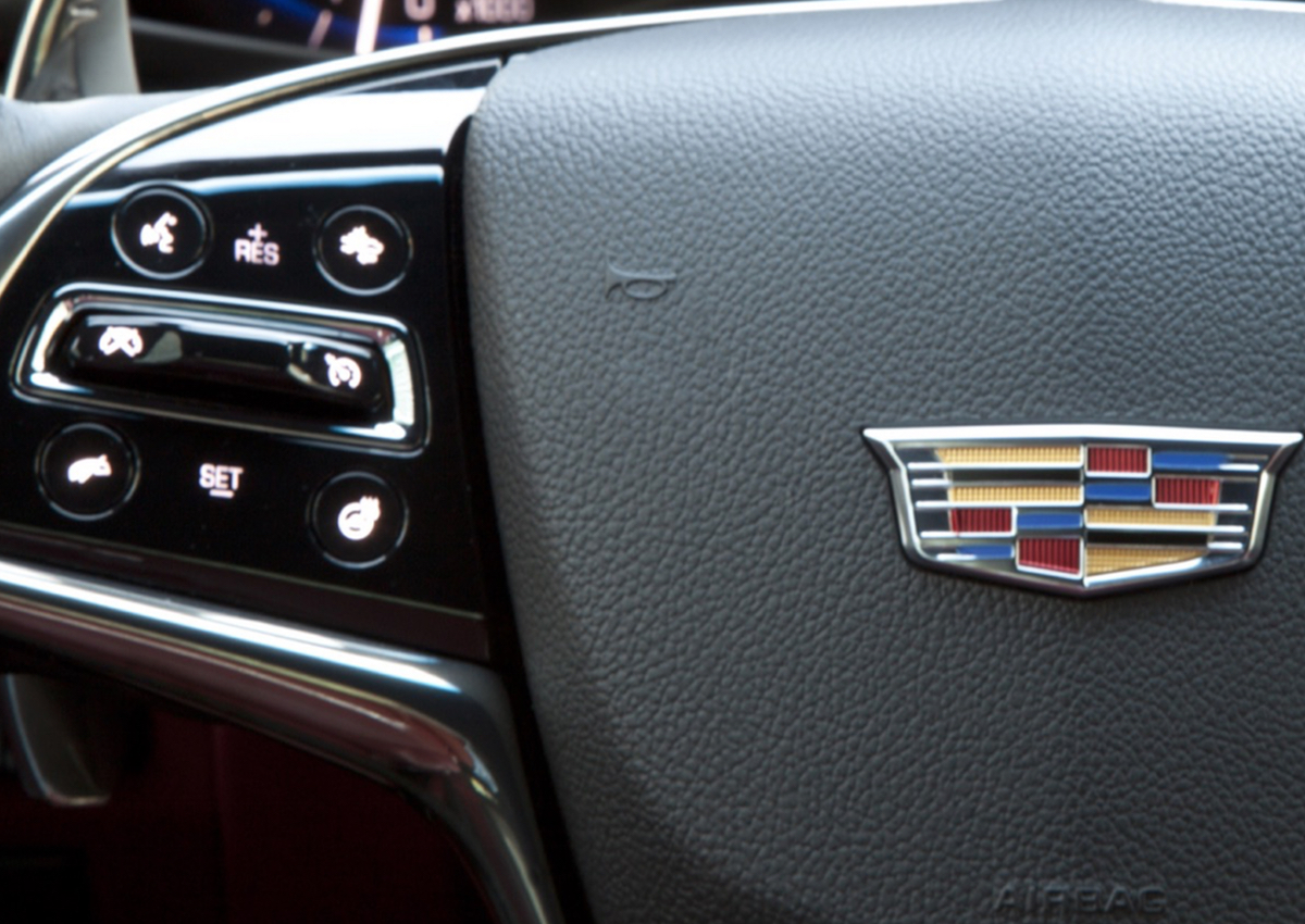 Cruise Control Should Not Be Used >> Adjust Your Cadillac S Cruise Control In Increments Of Five Owner Tip