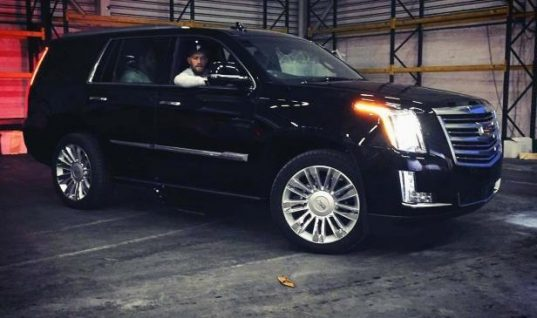 Authorities Seize UFC Fighter Conor McGregor's Cadillac Escalade In Dublin
