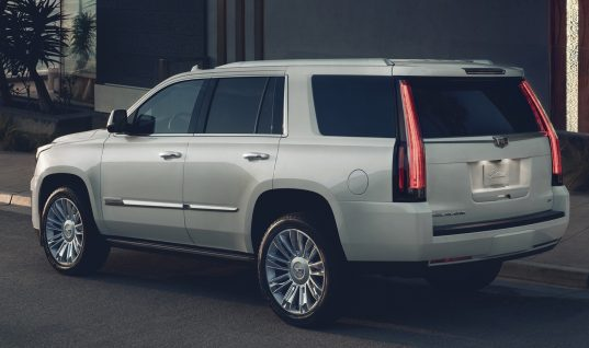 Cadillac Escalade Turns 20 Years Old