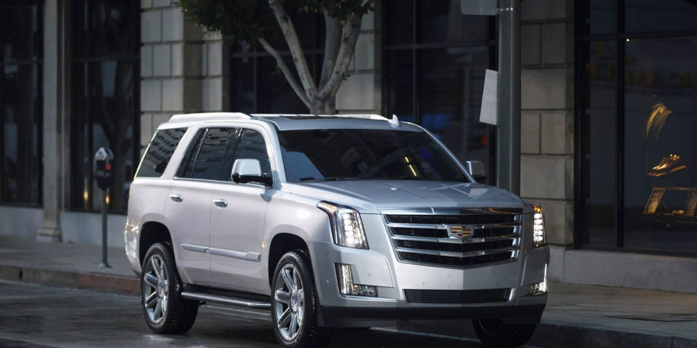 Cadillac Escalade Sales Increase 1 Percent In Q2 2018