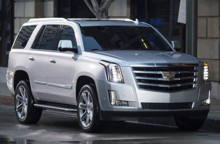 Cadillac Escalade Trim Level Sales Mix Revealed