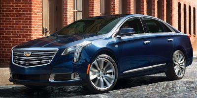 Cadillac XTS, ATS Still In Production In China