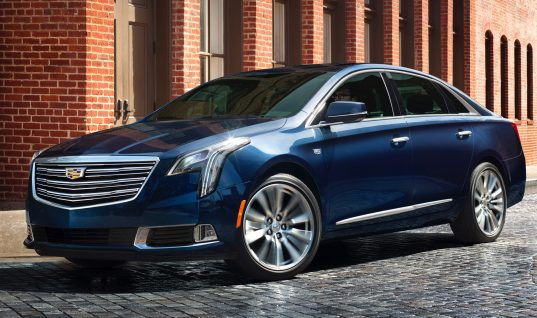 The Last Cadillac XTS Has Rolled Off The Assembly Line