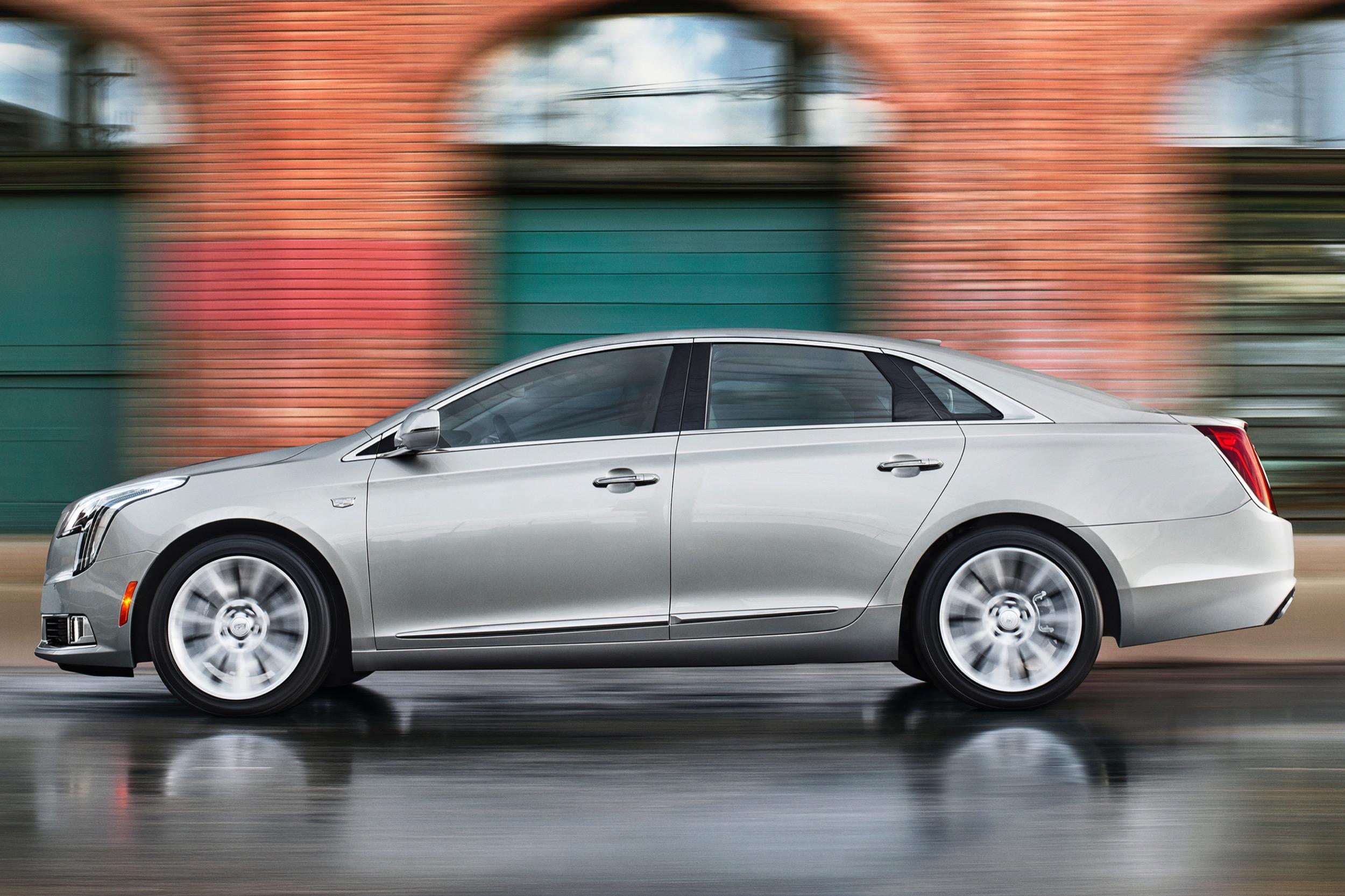 Cadillac Xts Sales Results Second Quarter 2018