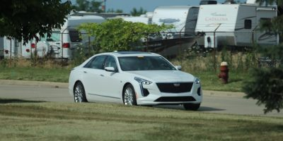 2019 Cadillac CT6 Premium Luxury Goes For A Drive: Image Gallery
