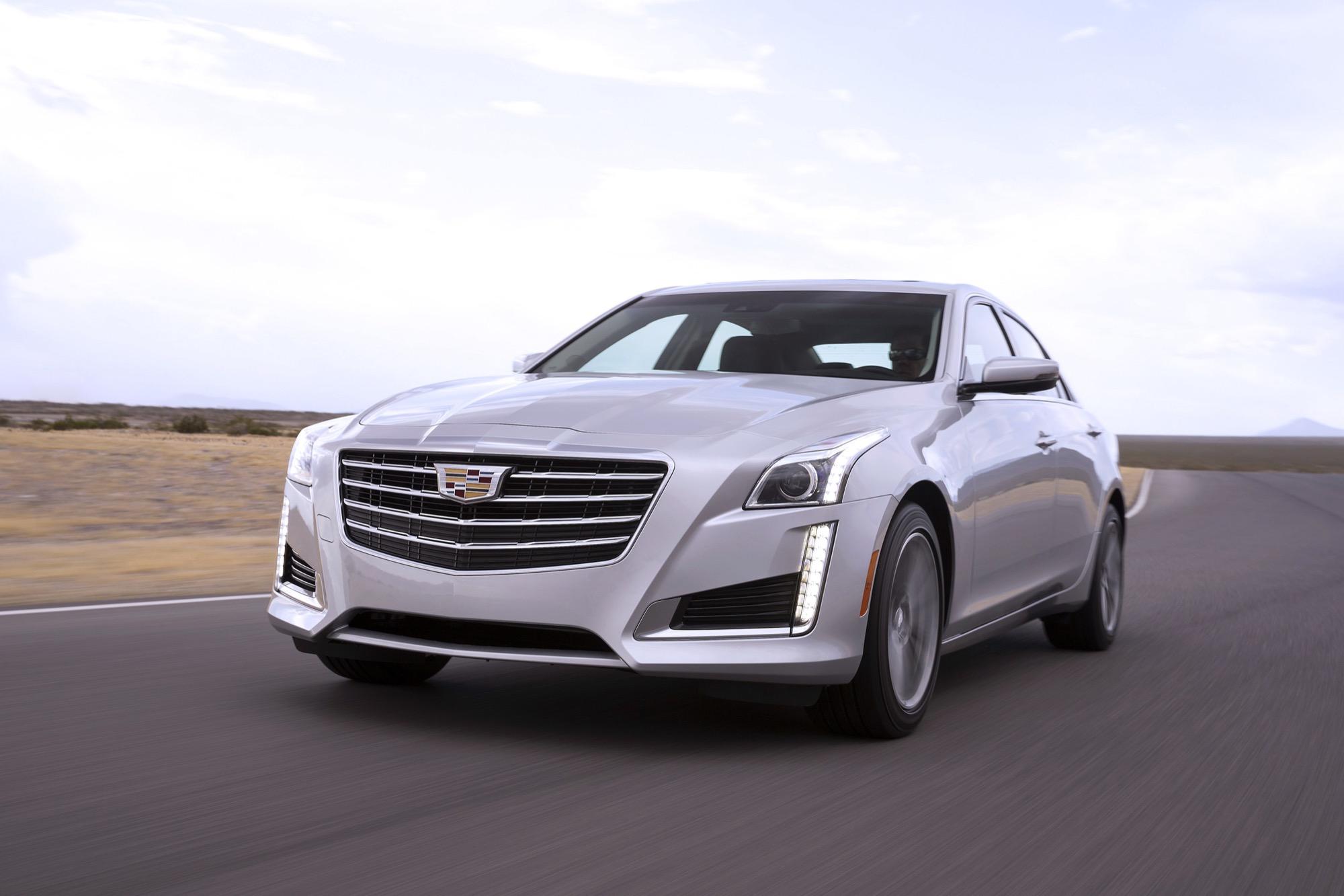 2020 Cadillac LTS Configurations
