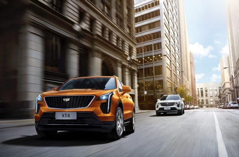 Cadillac To Launch XT4 Crossover In China By End Of August