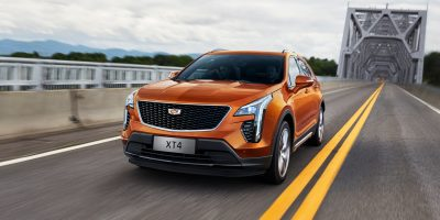 Cadillac Gears Up For Official XT4 Launch In China