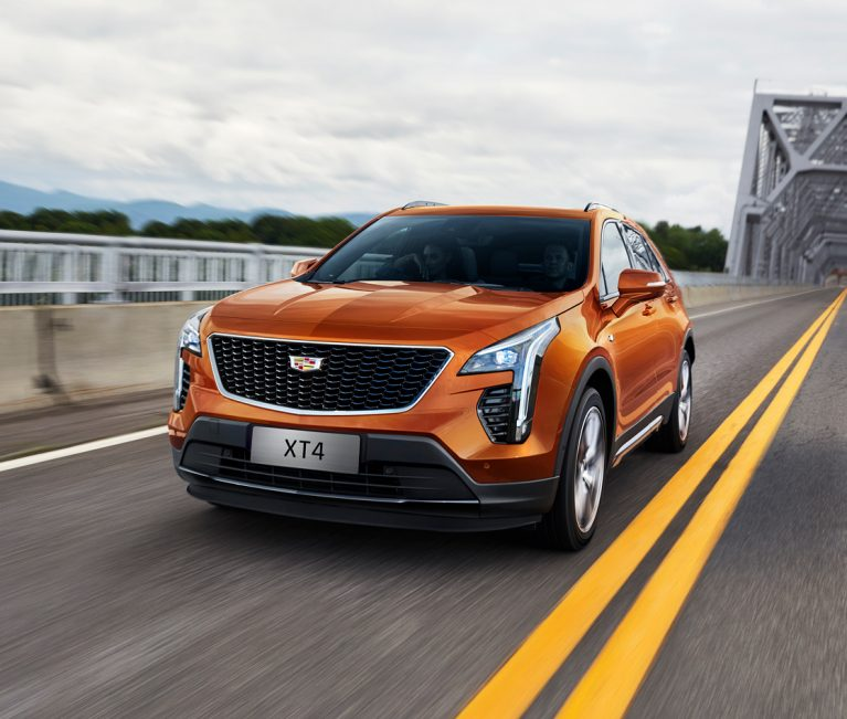 Cadillac XT4 Begins Official Launch In China